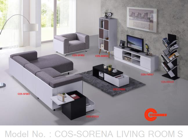 COS-SORENA LIVING ROOM SUITE